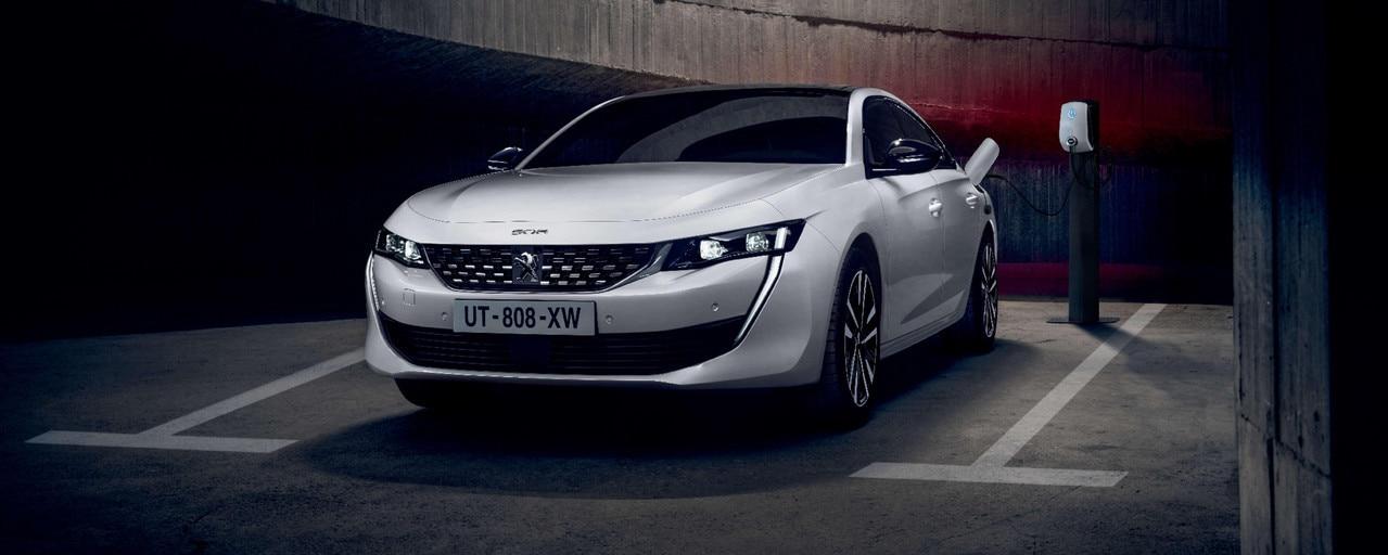 Peugeot Ibrido Plug-In