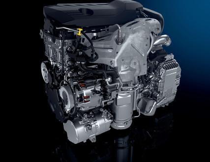 Motore Ibrido ricaricabile