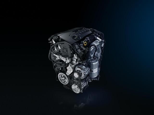 PEUGEOT Partner: Motorizzazioni BlueHDi