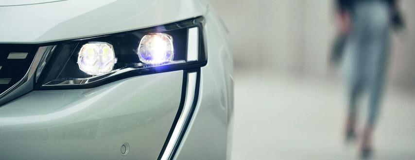 Peugeot 508 ibrida