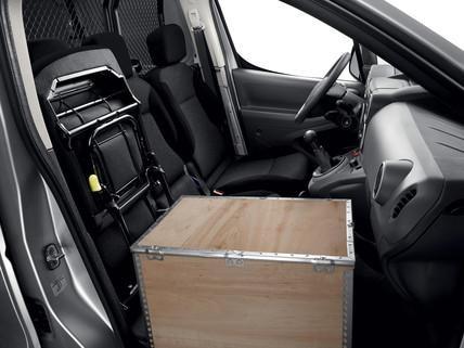 PEUGEOT Partner: Sedile passeggero laterale regolabile