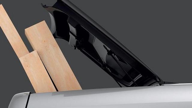 PEUGEOT Partner: Flap posteriore