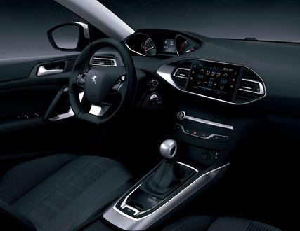 Nuova PEUGEOT 308 - Peugeot i-Cockpit®