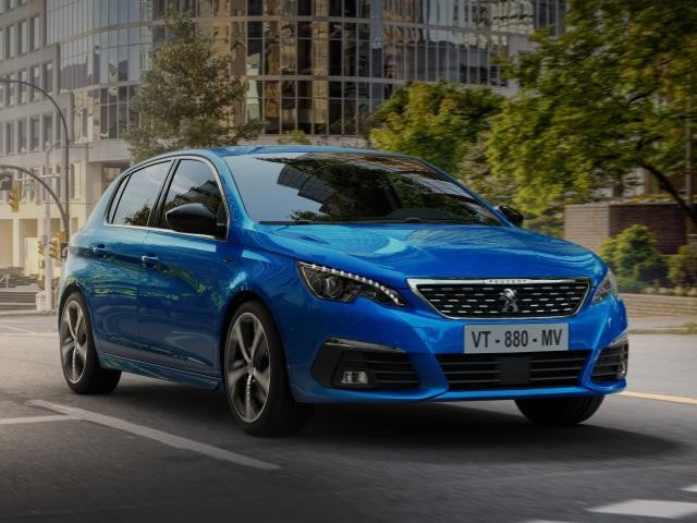 NUOVO PEUGEOT 308