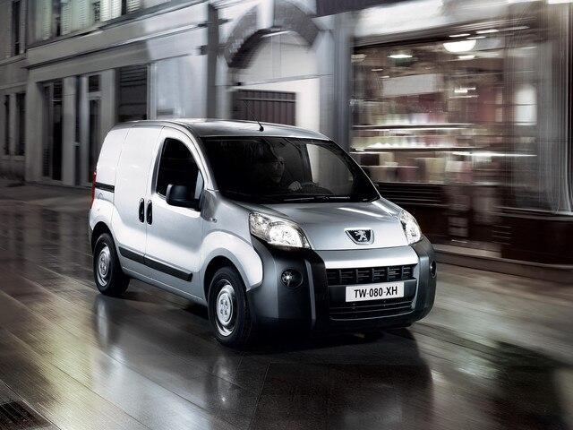 Peugeot Professional: Bipper