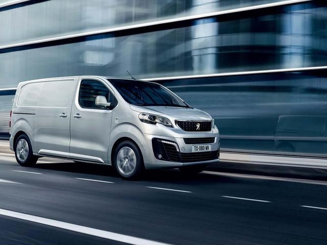 Peugeot Professional: Nuovo Expert